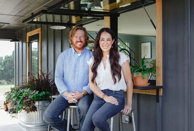 Chip & Jo Totally Revived the Farmhouse Style. Here's How They Did It