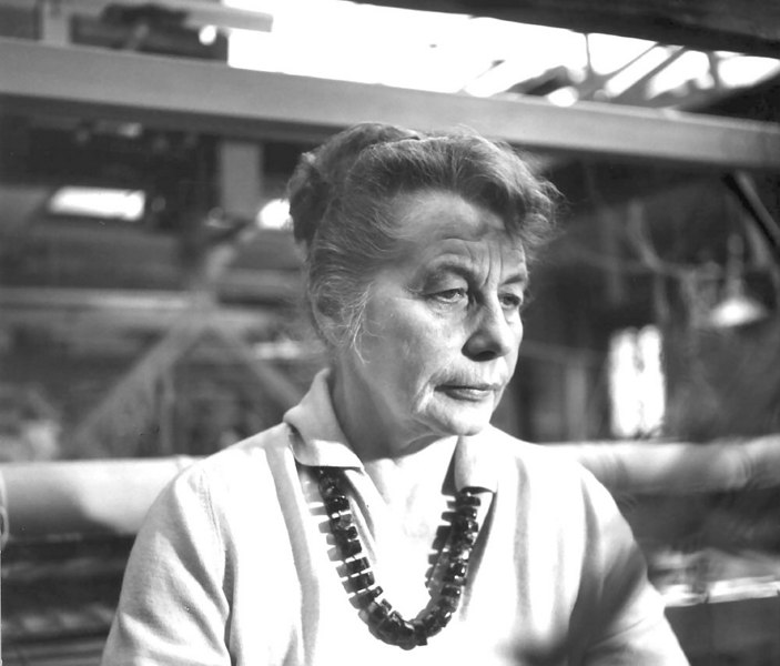 Why You Should Know About the Legacy of Weaver Gunta Stölzl