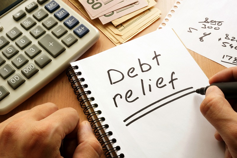 Best Debt Relief Options in 2019