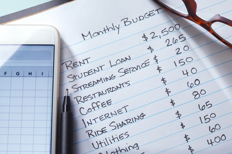 Budgeting Tips to Keep You out of Debt