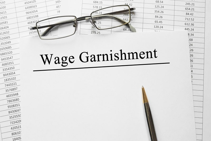 Can a Creditor Garnish My Wages?