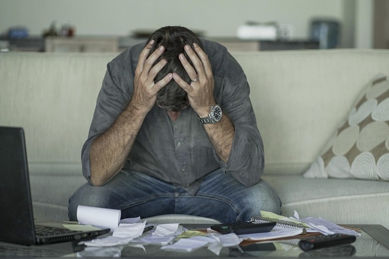 Six Signs That Your Debt Has Become A Problem