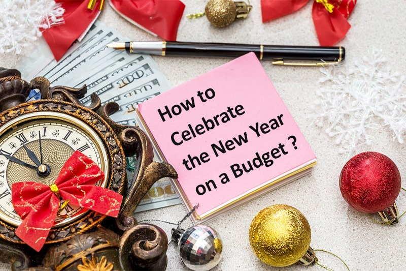 How to Celebrate the New Year on a Budget