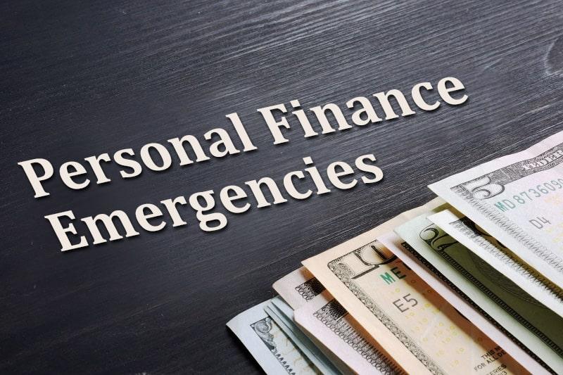 Five Personal Finance Emergencies Anyone May Encounter