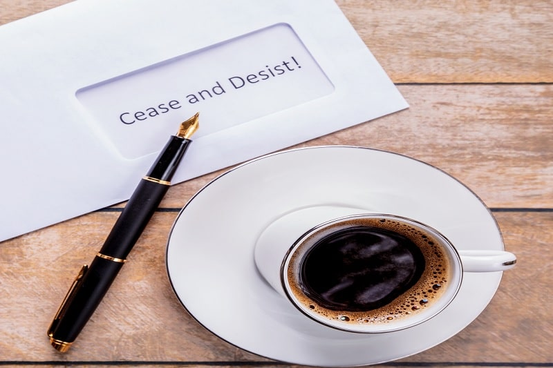 How to Write a Cease and Desist Letter to Creditors