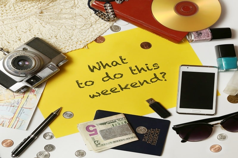 Ten Things To Do This Weekend Instead of Spending Money