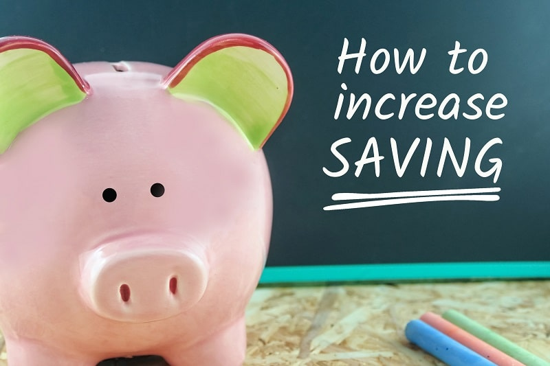 Five Tips to Increase Your Savings