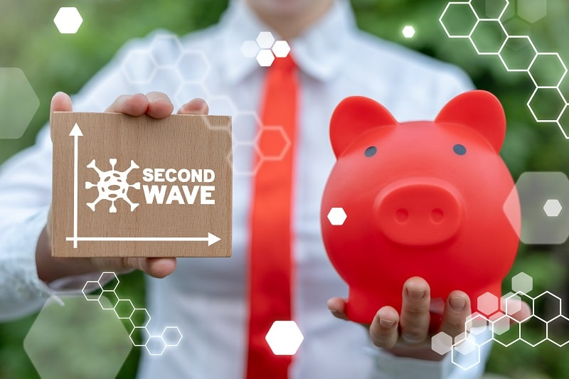 Tips for Financially Preparing for The Second Wave of COVID-19