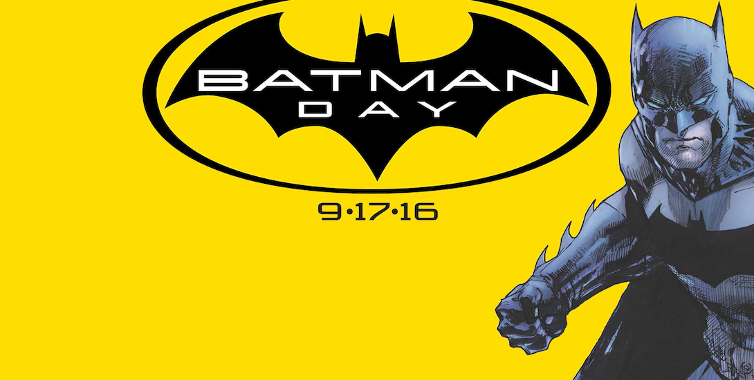 Batman Day Banner