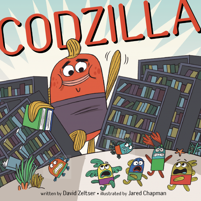 Codzilla Book Cover