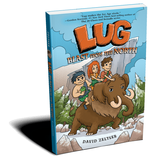 LUG: Blast from the North Book Cover