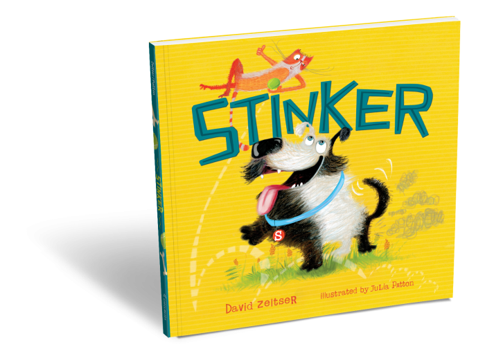 Stinker Book Cover