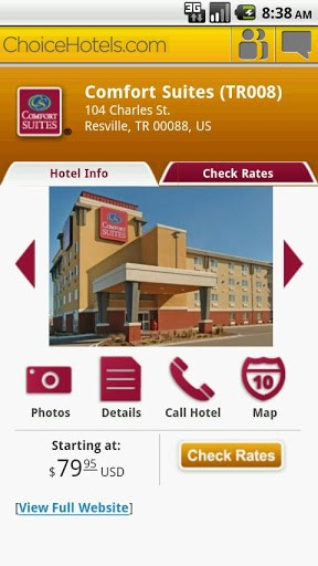 Choice Hotel-Android Hotel Apps