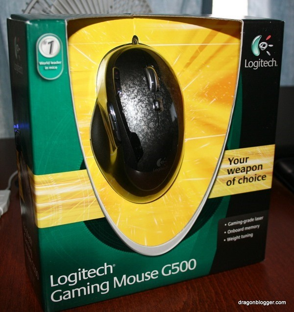 Logitech g500 gaming mouse (2)
