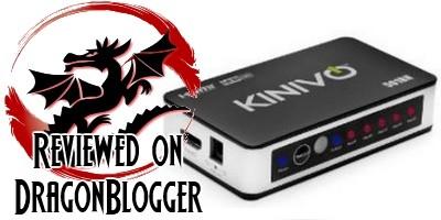 Kinovo 5 Port HDMI Switch