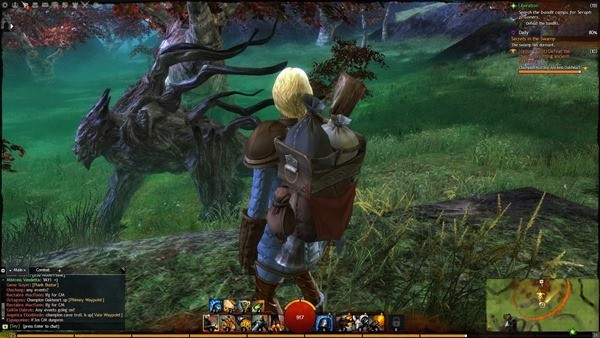 Guild Wars 2 Achievements
