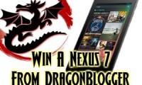Google Nexus 7 Sweepstakes - Enter to Win!