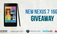 Win The All New Google Nexus 7 16GB