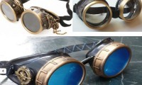 Enter to Win Steampunk Goggles