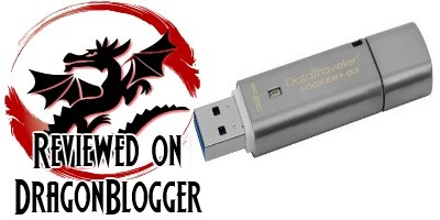 Kingston Datatraveler Locker+ G3