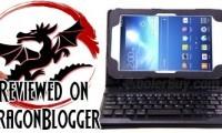 Koolertron BlueTooth Keyboard Review for Samsung Galaxy Tab 3