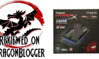Kingston HyperX 3K 240GB SSD Review and 4 Drives Compared