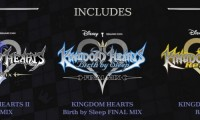 KINGDOM HEARTS HD Compilation: Experience Three Legendary Stories