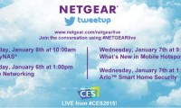 Join the Discussion in the #NETGEARlive TweetUps Starting Tomorrow