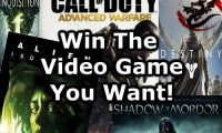 New Years Video Game Giveaway