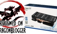 Review of the super cool Arctic Accelero S3 GPU Cooler