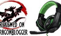EasyAcc Gaming Headphones Review