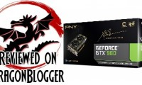 Review of the PNY GTX 960OC XLR8 Video card