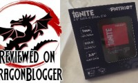 Review of the Patriot Ignite 480GB SSD PI480GS25SSDR