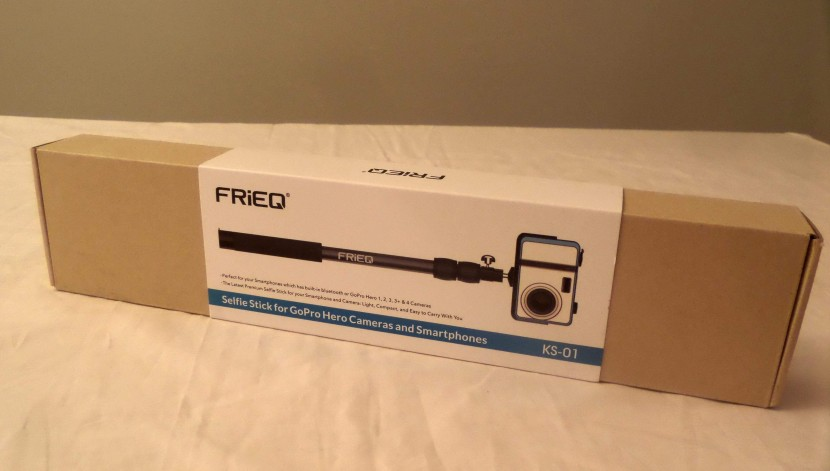 review of the frieq ks 01 selfie stick dragon blogger technology. Black Bedroom Furniture Sets. Home Design Ideas