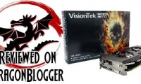 VisionTek Radeon R9 390X 8GB Video Card Review