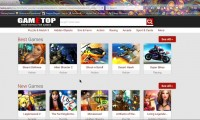Use Gametop for Free Downloadable Casual Games and Showcasing Land Grabbers