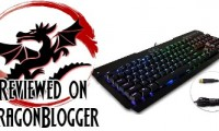 Review of the Utechsmart Mercury Mechanical Gaming Keyboard