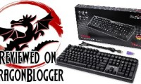 Review of the Perixx PX-5200BR Gaming Mechanical Keyboard