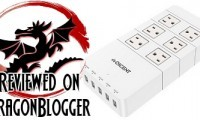 QICENT 6 Outlet Power Strip with USB Review