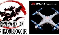 Syma X5C-1 Quad-Copter Upgraded Version Review