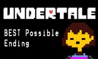 Undertale: How to Get the True Ending (Best Pacifist Ending)