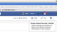 Facebook Editor - e-Cartography 2.0 in Action!