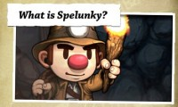 Spelunky Most Played Game on PS4 in My House