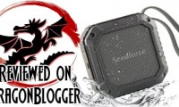 Seedforce Waterproof Bluetooth Speaker Review