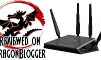 Netgear Nighthawk X4 AC2350 Smart WiFi Router R7500