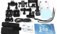 The Elephone Explorer Pro 4K 12MP WiFi Action Camera