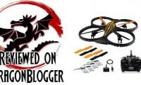 AKASO K88 6 Axis Gyro RC Quadcopter Bundle Review!