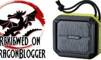Mpow AquaPro Portable Waterproof Bluetooth Speaker Review