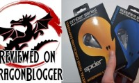 Spider Sapphire and Amber Metal Earphones Review