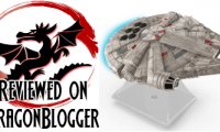 Star Wars Millennium Falcon Speaker Review